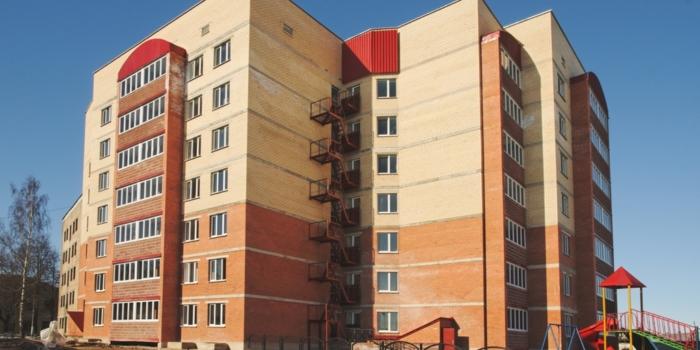 Общежитие по ул. К. Маркса в г. Витебске