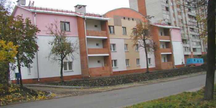 Реконструкция жилого дома по ул. К.Маркса, 23А-1 в г. Витебске