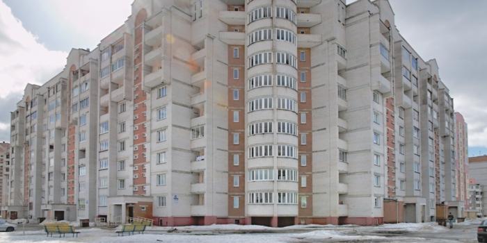 108 кв. жилой дом в м-не Аэропорт г. Полоцка