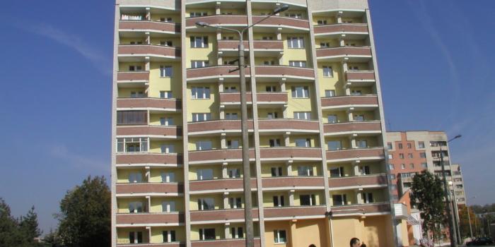 37кв.жилой дом по ул. Мира в г. Витебске