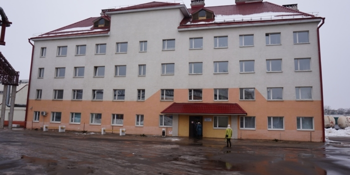 Реконструкция вагонного депо на станции Полоцк